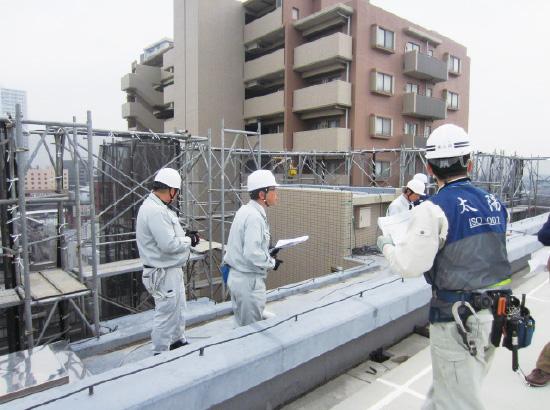 建物の建物調査・診断